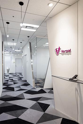 ヴォーパル・テクノロジーズ株式会社 オフィス [Vorpal Base]